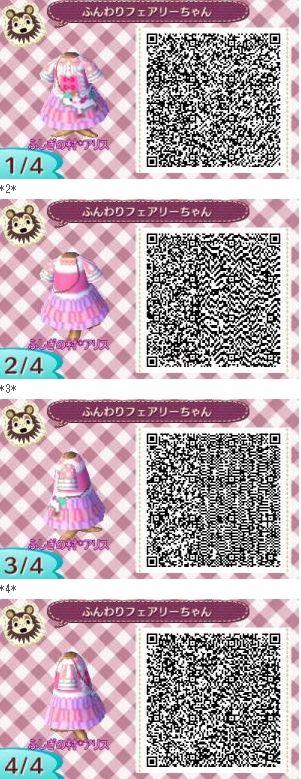 Animal Crossing Acnl Qr Code Pet Society Red Dress Ac Dresses