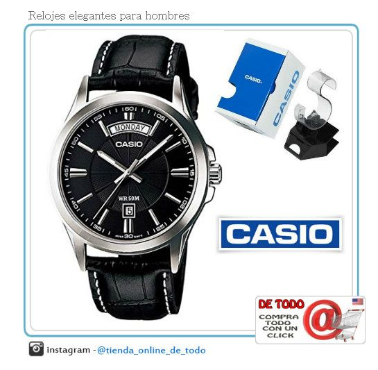 reloj CASIO Paraguay