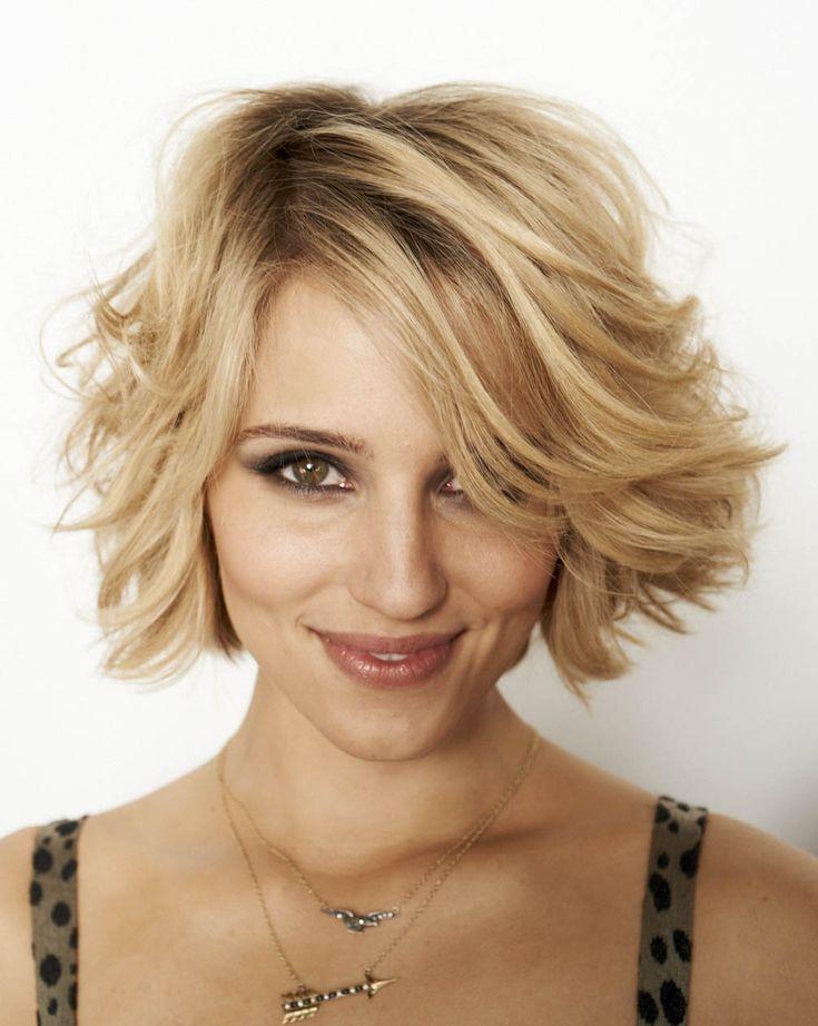hair: Dianna Agron, Beautiful, Shorts Haircuts, Hair Cut, Shorts Bobs, Hair Style, Wigs, Shorts Cut, Shorts Hairstyles