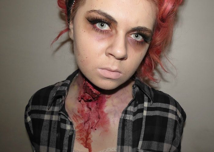maquillage zombie madmoizelle