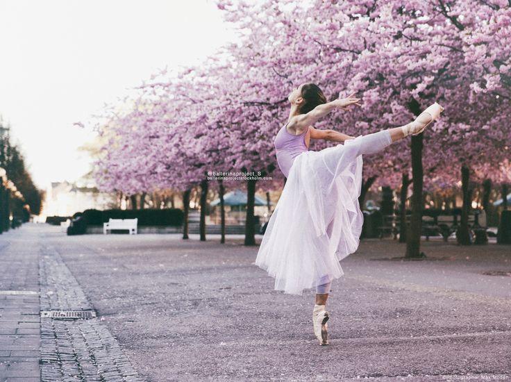 ballerina in Kungsträdgården Nr.4