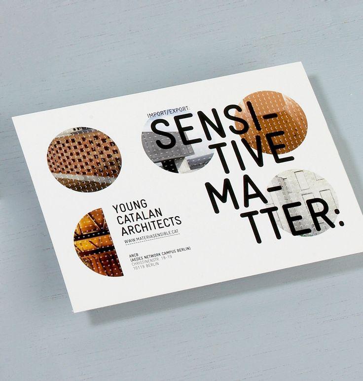 Sensitive matter (Matèria Sensible)