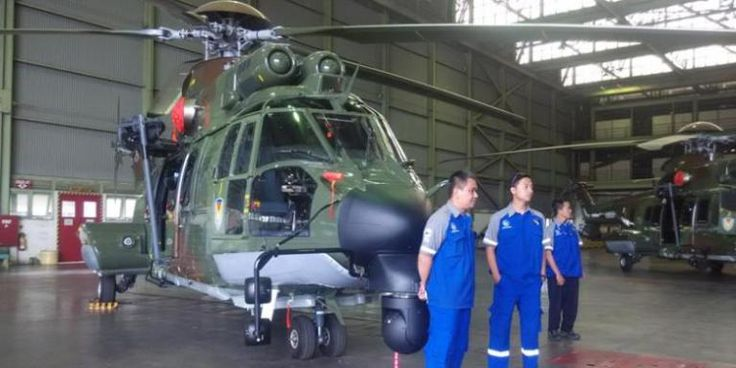 TNI Angkatan Udara dan PT DI Tingkatkan Sinergi dalam Pengadaan Persenjataan | Lintas.co.id - Suara Indonesia
