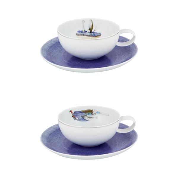 Tea with Alice by Vista Alegre & Teresa Lima