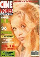 Brigitte Bardot / 1992 / Une / Photo de presse