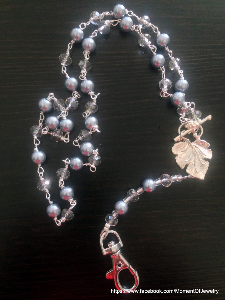 https://www.facebook.com/MomentOfJewelry Handmade necklace to key.