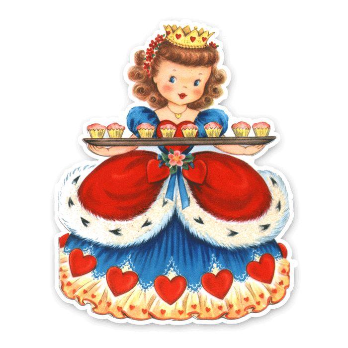 Best CHILDREN CARD VINTAGE Ilustrações Images On Pinterest - Childrens birthday cards for the queen