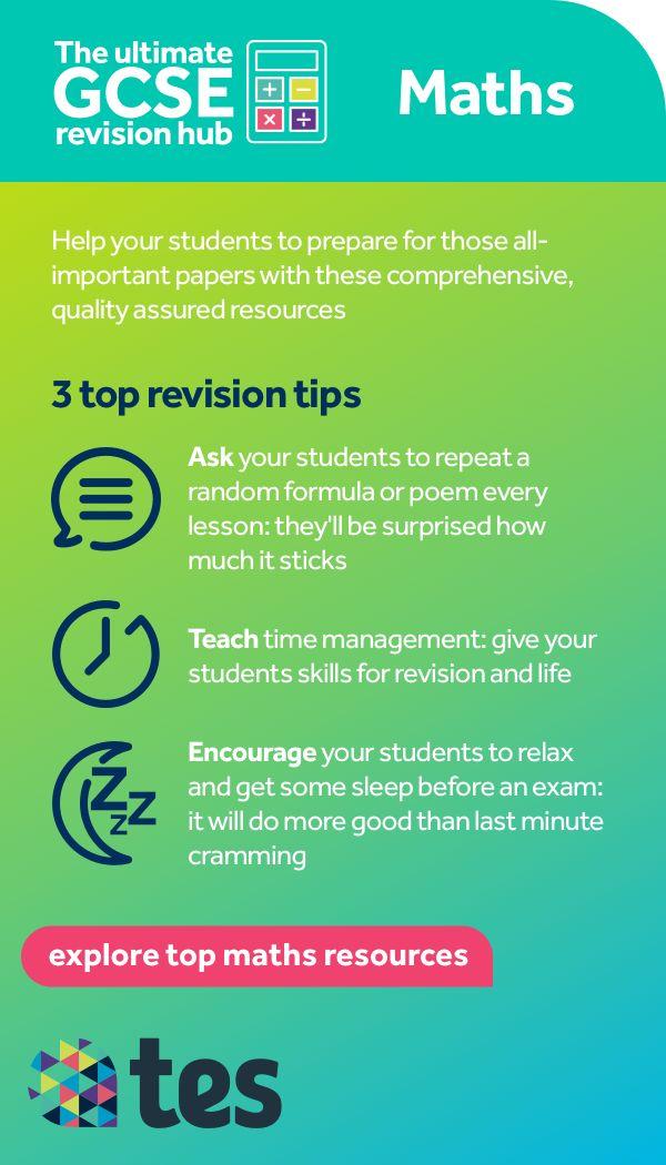 59 best Secondary: GCSE Maths Revision images on Pinterest | Algebra ...