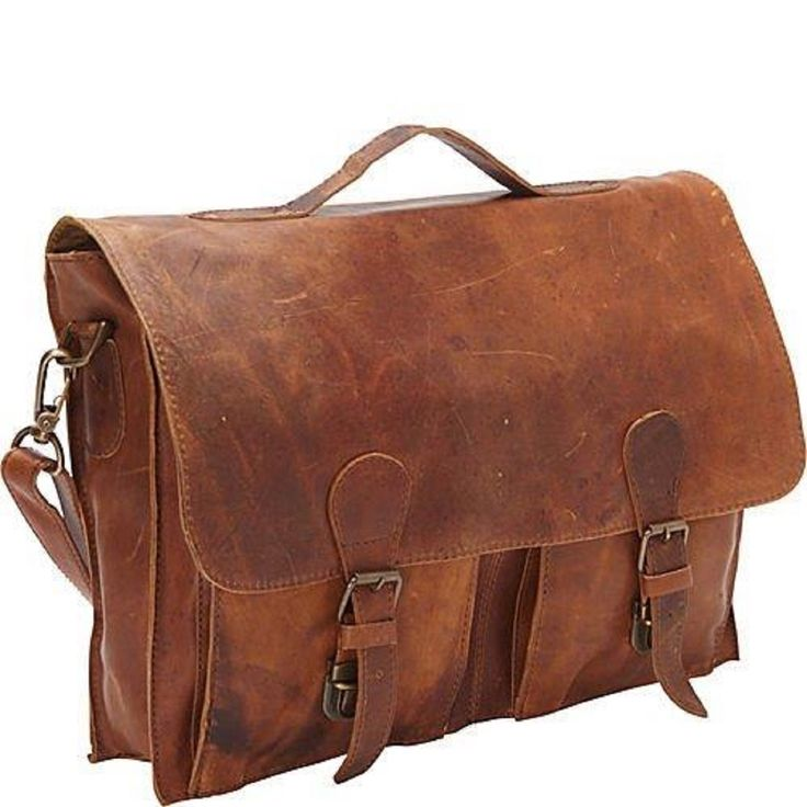 Best 25  Leather laptop messenger bag ideas on Pinterest