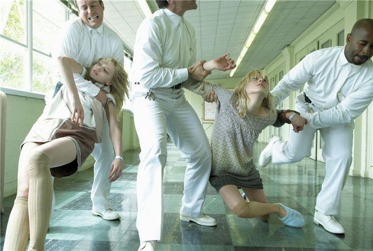 Super Models Enter Rehab by Steven Meisel for Vogue Italia July 2007 | onions + garlic