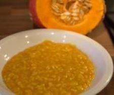 Rezept Kürbisrisotto von Wolkenmaus - Rezept der Kategorie Hauptgerichte mit Gemüse