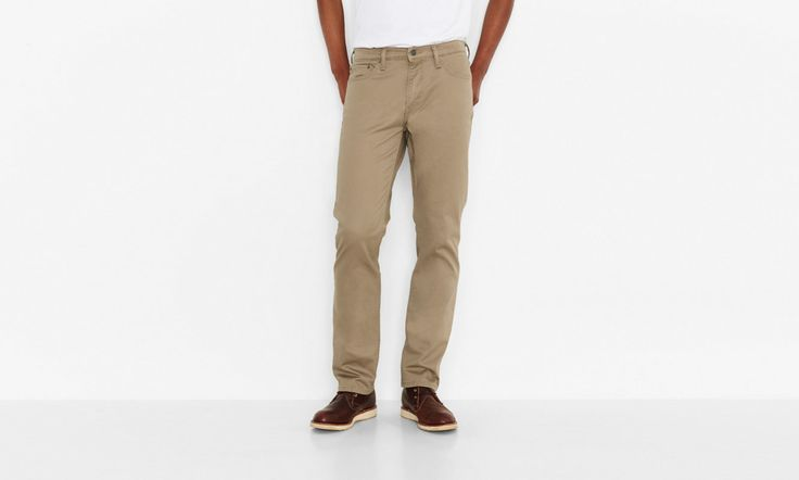 541™ Athletic Fit Pants | Timberwolf |Levi's® United States (US)