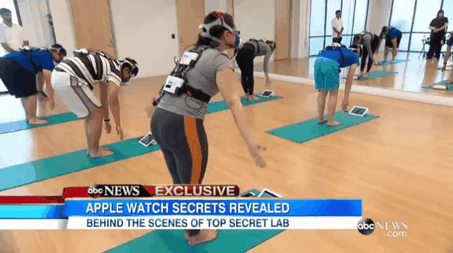 The Human CrossFit Lab Rats That Tested Apple Watch