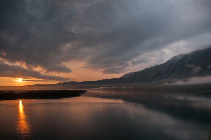 waterton sunrise - ghostbearphotography.com