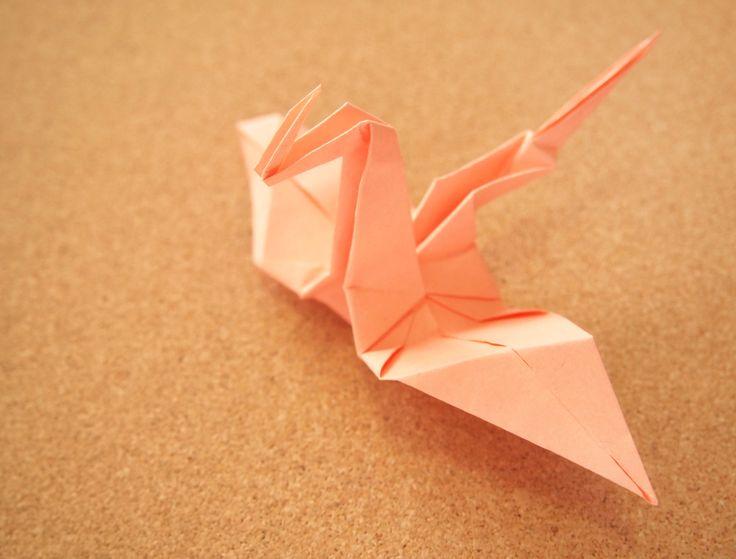 How to Make an Origami Dragon -- via wikiHow.com