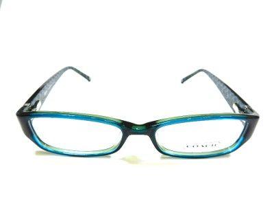 Teal Coach EyeGlasses Eyeglass frames Pinterest ...