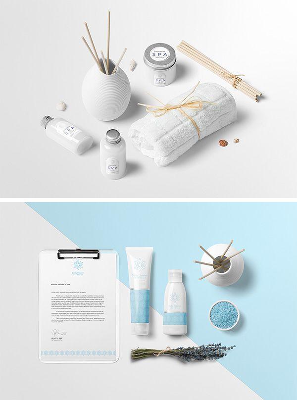 Cosmetics Mockup Creator: 2 Demo PSDs   GraphicBurger