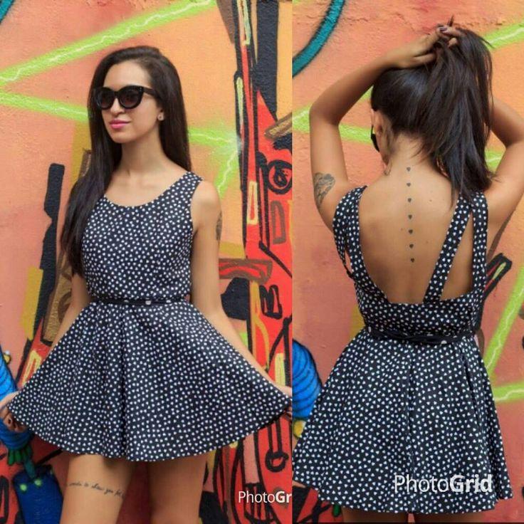 Vestido vintage  heart - R$55,00 <3 www.safeno.com.br
