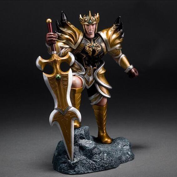 LOL League of legends Action Figure - Jarvan IV - The Exemplar of Demacia