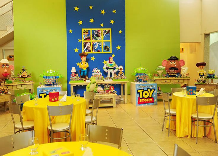 Toy Story Party Ideas Decorations : Images about parties toy story on