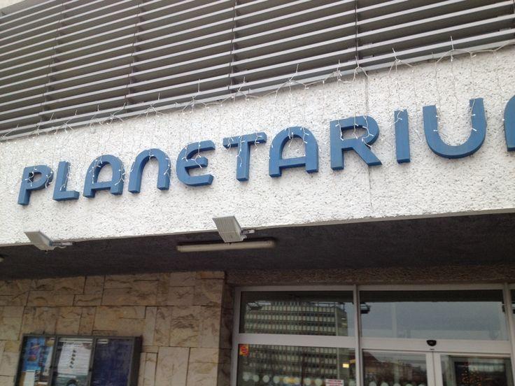 Olsztyńskie Planetarium in Olsztyn, woj. warmińsko-mazurskie