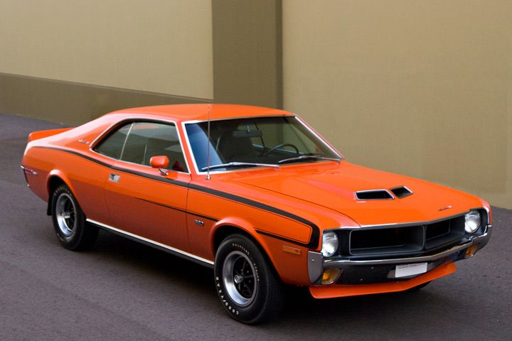 1970 AMC Javelin SST/MarkDonahue edition, RamAir 390 4bbl V8/T10 4speed/3.54 TwinGrip axle and Special Handling Package...