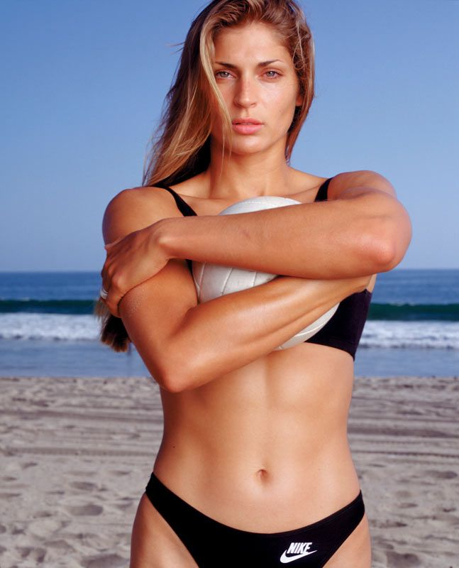 One of the fittest women on the planet, Gabrielle Reece #livefitter