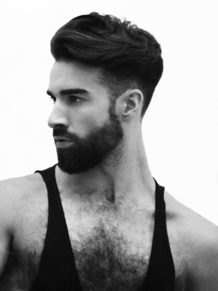 20 Cool Hairstyles for Men | Beard & Glory | Pinterest | Hair styles ...