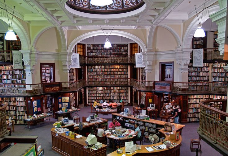 port elizabeth library. <3