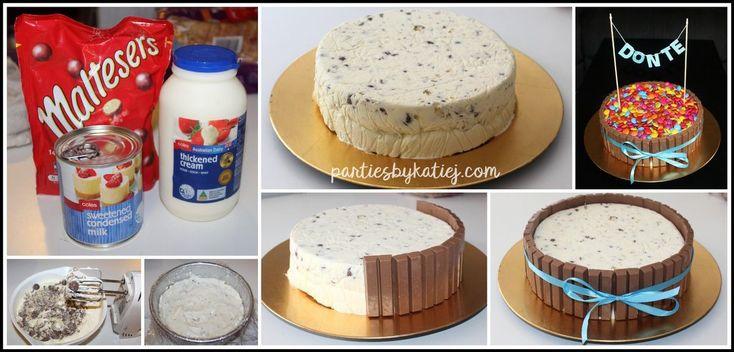 Mejores 10 imgenes de Easy Birthday Cake Hacks en Pinterest