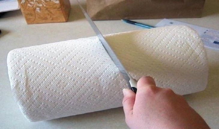 9 нестандартных способов использовать бумажные полотенца.