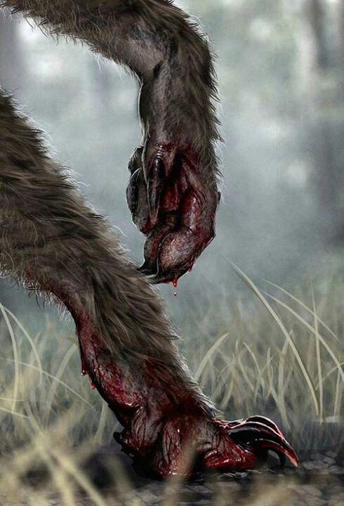 #Werewolf