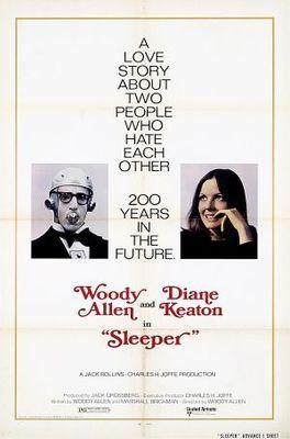 Sleeper (1973) movie #poster, #tshirt, #mousepad, #movieposters2