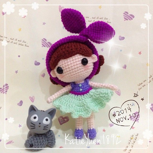150 best images about Amigurumi: Doll Hair on Pinterest ...