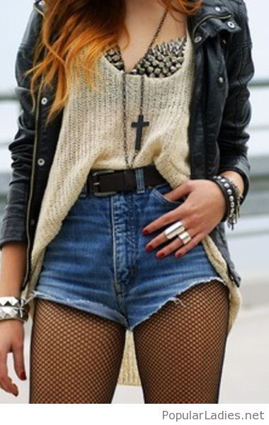 awesome-rock-chic-outfit