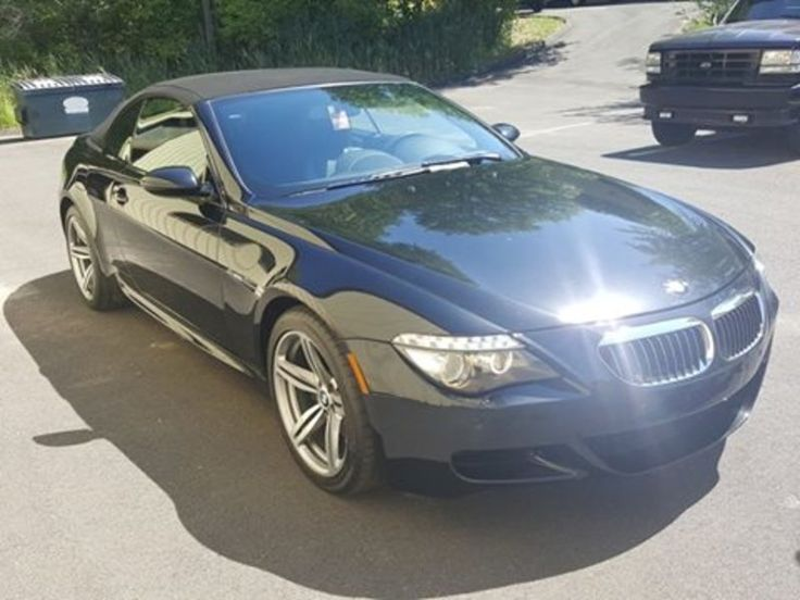 2008 BMW M-6 Convertible (CT) - $35,900 Please call Robert @ 203-982-3561 to see this BMW.