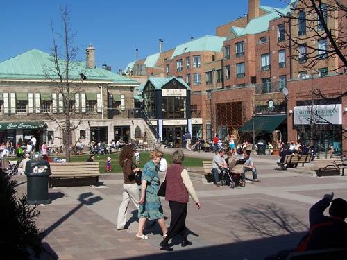 Oakville Town Square