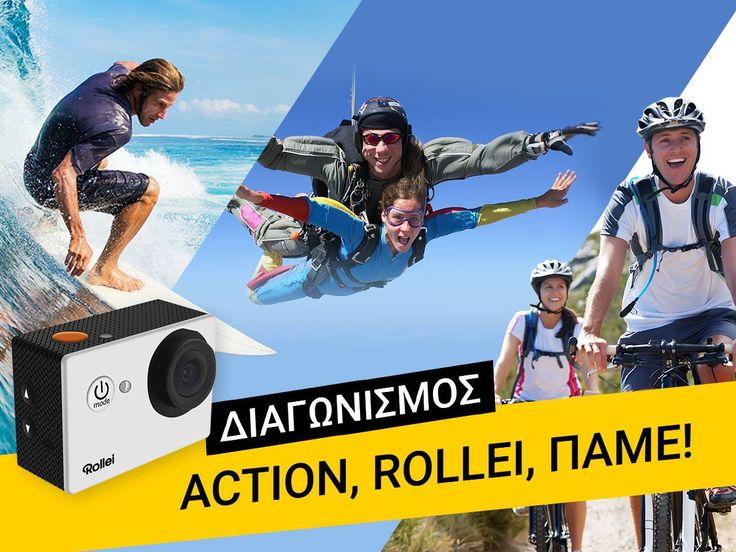 Διαγωνισμός Κωτσόβολος - Κέρδισε μια από τις 5 action cams Rollei 340 Silver και τη λαβή χεριού Bobber! - https://www.saveandwin.gr/diagonismoi-sw/diagonismos-kotsovolos-kerdise-mia-apo-tis-5-action-cams-rollei-340/