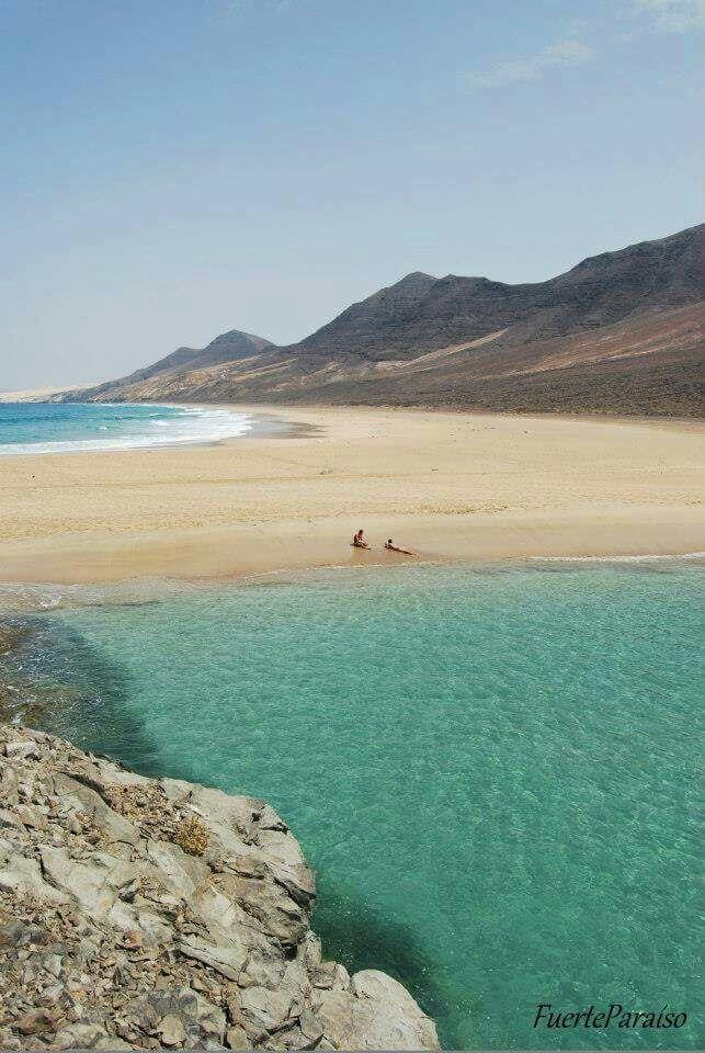Fuerteventura                       playa Cofete                                …
