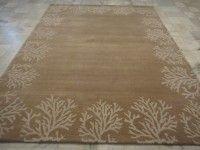 RUG VILLAGE 244x305cms Hand Made Wool (RK)