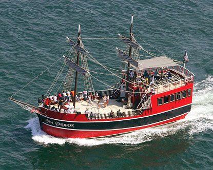 Pirate Boat Panama City Beach Fl