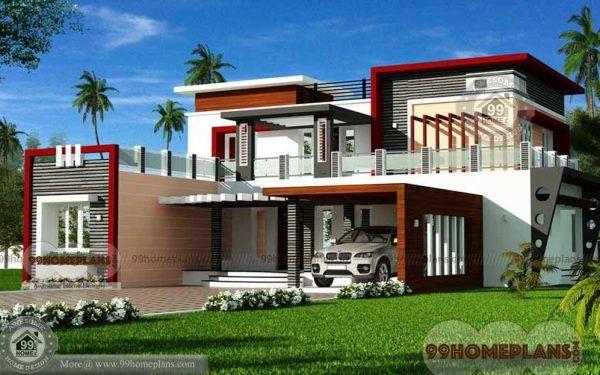 Luxury Modern House Floor Plans Design 2 Story 4030 Sqft Modern House Floor Plans Model House Plan Beautiful House Plans