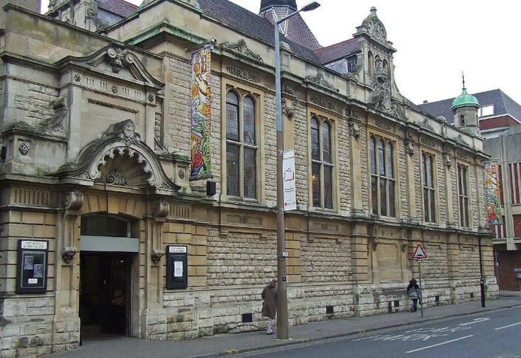Gloucester City Museum & Art Gallery in Gloucester