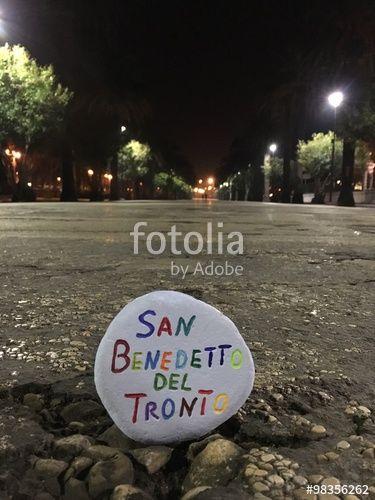 San Benedetto del Tronto by night