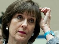 Former IRS official Louis Lerner and her colleagues at the tax agency were under a tremendous amount of pressure from President Obama and other Democrats to scrutinize a Tea Party applicant for public disclosure, despite rules protecting the privacy of unapproved applications, according to a staff report from the House Oversight and Government Reform Committee.