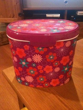 After seeing many containers being reused for all kinds of things from pencil holders to kitchen utensil holders I figured that i would ask some of my friends for their formula containers. I was th…