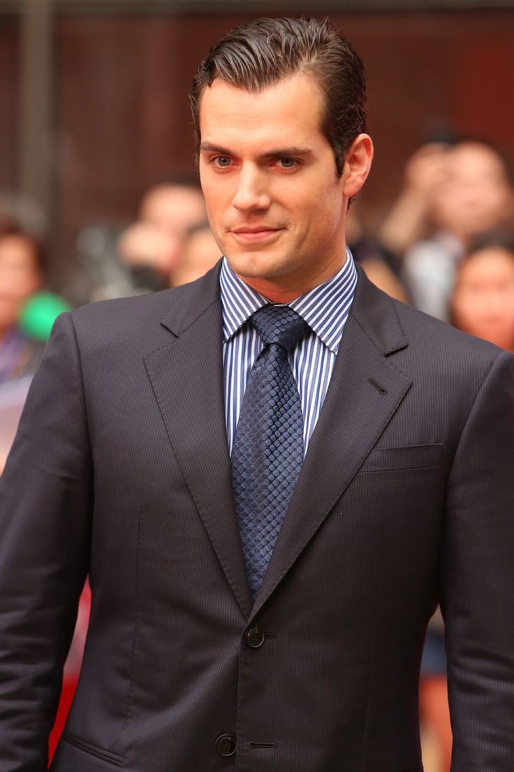 Henry Cavill... He will always be Armand from The Count of Monte Cristo to me.