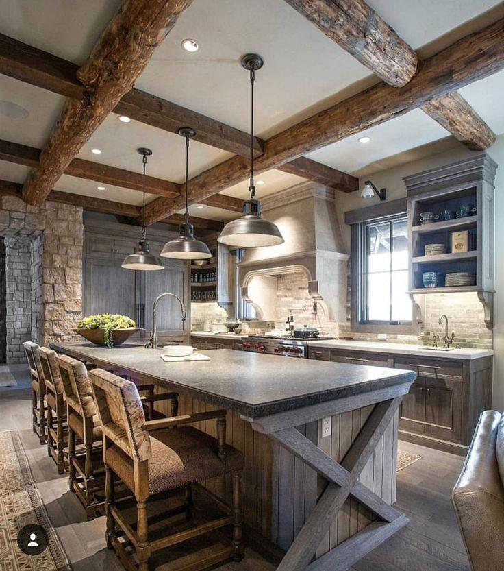 508 besten Kitchen Bilder auf Pinterest | Gourmet küche, Hausbau und ...