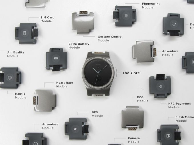 Blocks is the first modular smartwatch and they are killing it on Kickstarter