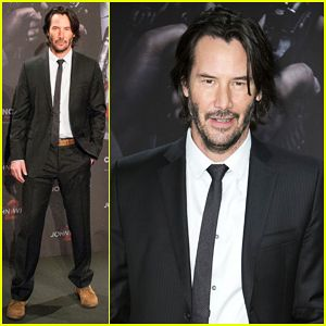 """Keanu Reeves Praises 'Passengers' Despite Losing Leading Role! Keanu Reeves is opening up about not being bitter about missing the opportunity to star Passengers!  While promoting his new film John Wick 2, the 52-year-old actor talked about being attached to the film for """"years and years and years"""" and loving the outcome despite scheduling conflicts, various setbacks and obstacles."""